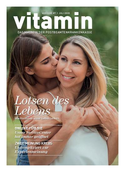 Titelseite vitamin Ausgabe 87